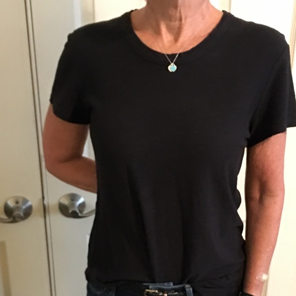 James Perse Tops - James Perse Cotton Tee